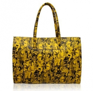 Handtasche Bruges (Glamour yellow)